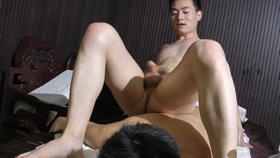 Nude asian gay massage